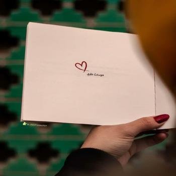 عکس پروفایل عاشقانه دوستت دارم