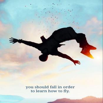 عکس پروفایل انگیزشی یاد بگیری چجوری پرواز کنی