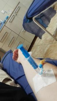 عکس استوری بیمارستانی پسرانه جالب برای اینستاگرام 20430