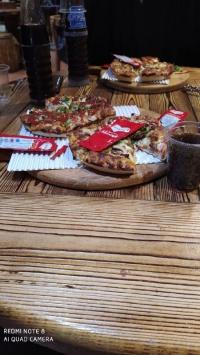 عکس استوری پیتزا جذاب در اینستا 20698