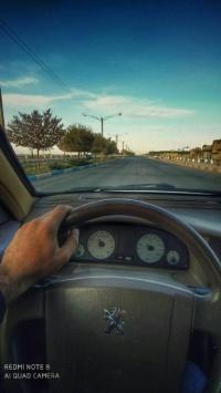 عکس استوری رانندگی پسرانه جالب برای اینستاگرام 20178