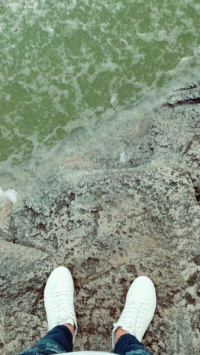 عکس استوری دریا پسرانه قشنگ اینستا 19913