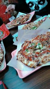 عکس استوری پیتزا جذاب در اینستا 21184