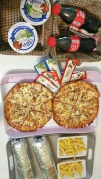 استوری استوری پیتزا جالب در اینستاگرام 21255