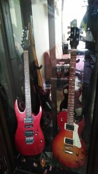 عکس استوری گیتار خفن در اینستا 21729