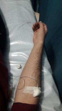 عکس استوری بیمارستانی پسرانه زیبا اینستا 20767