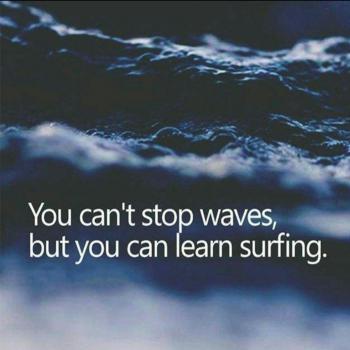 عکس پروفایل تو نمیتونی متوقف کنی امواج رو