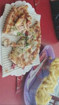 عکس استوری پیتزا زیبا در اینستا 21525