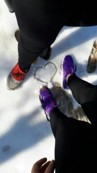 عکس استوری رفیق برف قشنگ در اینستا 19964