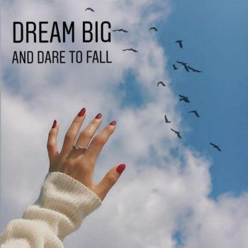عکس پروفایل انگلیسی رویاهای بزرگ داشته باش