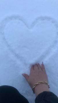استوری استوری برفی ️ زیبا در اینستاگرام 20467