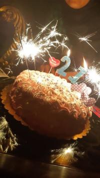 عکس استوری تولد جالب برای اینستاگرام 21278