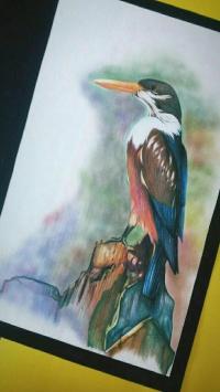 عکس استوری نقاشی خفن در اینستا 21722