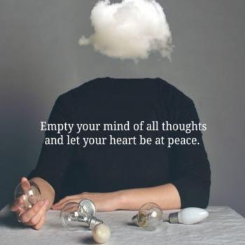 عکس پروفایل انگلیسی ذهنت رو از هر فکری خالی کن