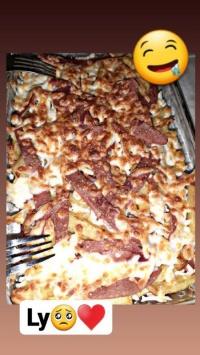 عکس استوری پیتزا جالب برای اینستا 21122