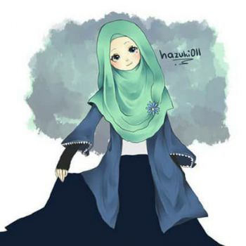 عکس پروفایل زیبایی دختر به حجابشه
