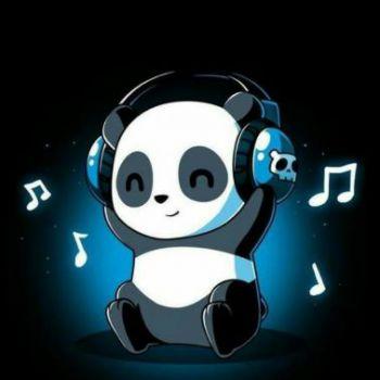 عکس پروفایل مرینت پاندا کارتونی و موزیک