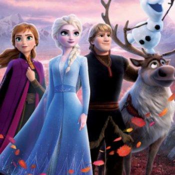 عکس پروفایل کارکتر های انیمیشن یخ زده 2