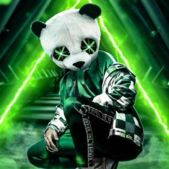 عکس پروفایل ماسک نئونی پسرونه پاندایی