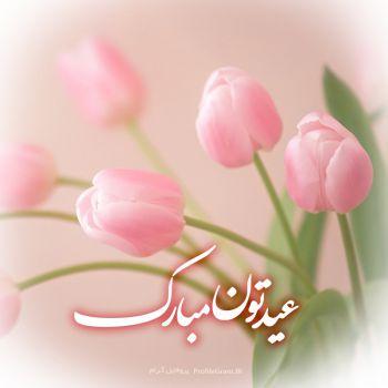 عکس پروفایل عیدتون مبارک برای تبریک نوروزی