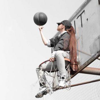 عکس پروفایل دخترونه ورزشی خاص برای بسکتبالیست ها