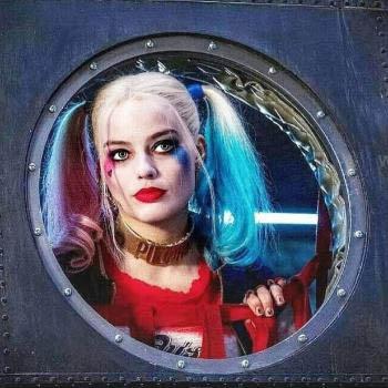 عکس پروفایل کارکتر Harley Quinn دخترونه
