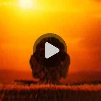 فیلم پروفایل انفجار اتمی ترسناک