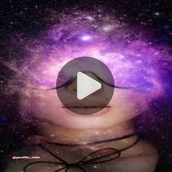فیلم پروفایل دخترونه دختر فضایی کهکشان